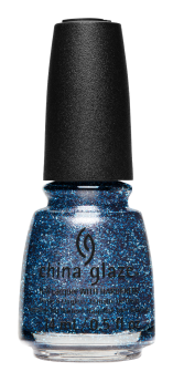 China Glaze Nail Lacquer, Deck The Malls, 0.5 fl oz