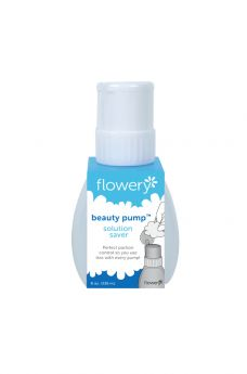 Flowery Beauty Pump
