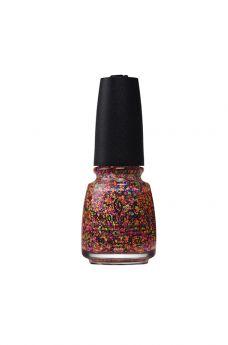 China Glaze Nail Lacquer, Point Me To The Party 0.5 fl oz