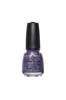 China Glaze Nail Lacquer, Pick Me Up Purple 0.5 fl oz