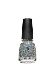 China Glaze Nail Lacquer, Disco Ball Drop 0.5 fl oz