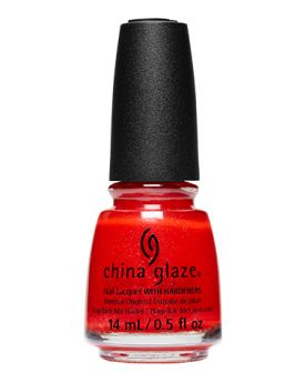 China Glaze Nail Lacquer, Yule Jewels, 0.5 fl oz