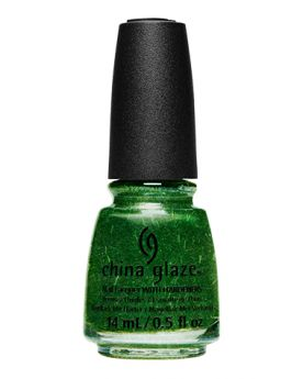 China Glaze Nail Lacquer, Celebri-Tree, 0.5 fl oz