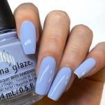 China Glaze Nail Lacquer, Surfside Skies, 0.5 fl oz