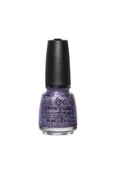 China Glaze Nail Lacquer, Pick Me Up Purple 0.5 fl oz