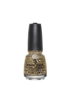 China Glaze Nail Lacquer, Bring On The Bubbly 0.5 fl oz