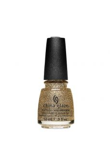 China Glaze Nail Lacquer, Big Hair & Bubbly  0.5 fl oz