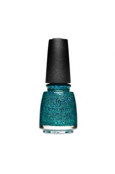 China Glaze Nail Lacquer, Teal The Fever  0.5 fl oz
